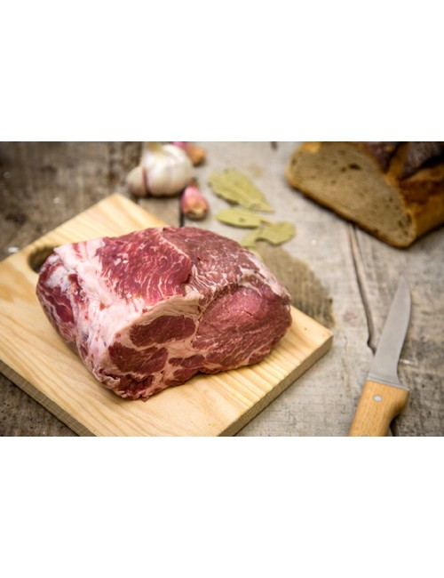 Roti de porc échine